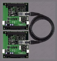 Bridge allows remote expansion of PC/104-PCI systems.