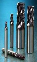 Thread Mills are suited for machining exotic materials.