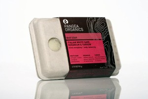 UFP Technologies Provides Biodegradable Packaging for Pangea Organics Bar Soaps