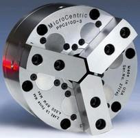Precision Power Chucks have dual actuator design.