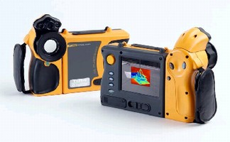 Thermal Imagers suit building diagnostics applications.