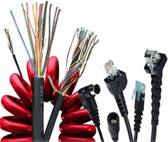 Custom Coil Cords meet OEM flexibility and durability needs.
