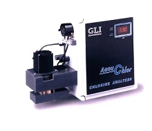 Chlorine Monitor finds free, residual or total chlorine.