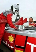 Shell V-Power Diesel to Fuel Historic Audi R10 Victory Attempt at 24 Heures Du Mans