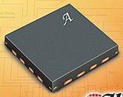Charge Pump IC drives WLEDs for backlight and flash/torch.