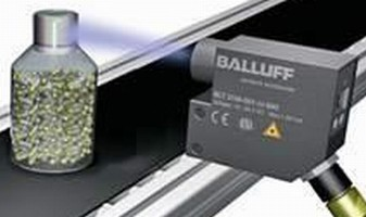 UV Luminescence Sensor has long-range, high-speed operation.