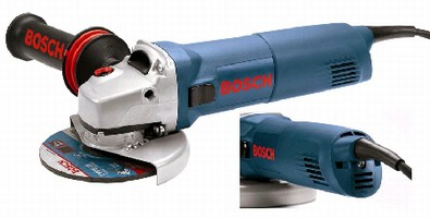 Small Angle Grinders offer extended life.