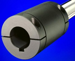 Sleeve Coupling ensures precise shaft alignment.