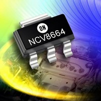 LDO Regulator is suited for automotive electronics modules.