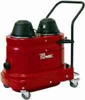 Portable Vacuum targets concrete industry.