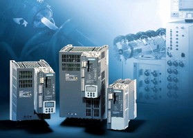 AC Drives suit single-axis applications.