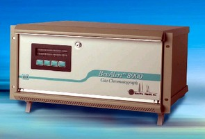 Gas Analyzer monitors trace impurities in CO2.