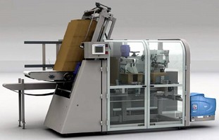 Case/Tray Packer accelerates low-volume operations.