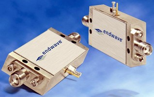 Ultra-Low Noise Amplifiers cover microwave frequency bands.