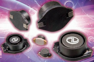 SMT Inductors are suited for tight spaces on small PCBs.
