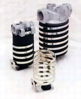 Oil Filter Coil extends equipment life.