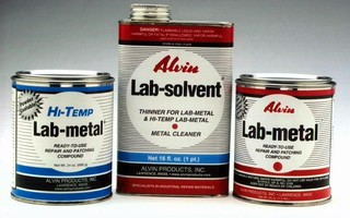 Lab-metal Repair Compounds Solve Patching Problems For Safe Manufacturer