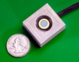 Solid-State Viscosity Sensor suits low shear applications.