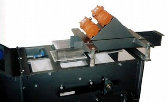 Rotary Feeders fit bucket conveyors from 9-48 in. wide.