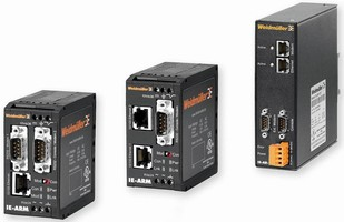 Industrial Routers safeguard Ethernet networks.