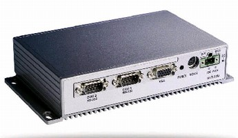 Fanless Box PC offers embedded application-ready platform.