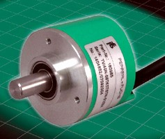 Rotary Encoders suit space restricted applications.