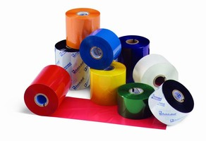 Thermal Transfer Ribbons are resistant to abrasion.