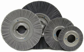 Abrasive Brushes suit demanding deburring applications.