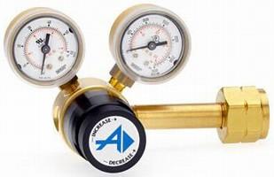 High-Purity Regulators minimize possible contamination.