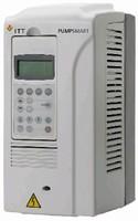 Pump Controller offers sensorless flow measurement.