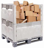 Bulk Containers promote application versatility.