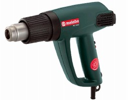 Heat Gun provides air temperatures from 120-1,100