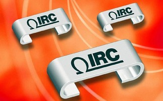 IRC'S Surface Mount Open Air Resistor Specified for Current Sensing in Automotive Applications
