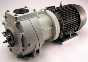 Sealless Centrifugal Pumps feature non-metallic design.