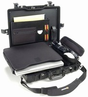Mobile Workstation protects laptop PC while in transit.