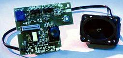Sonar Ranging Module works with ultrasonic transducers.