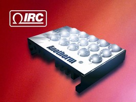 IRC's LED Assemblies on Anotherm® Substrates Replace Incandescent, Fluorescent Lighting