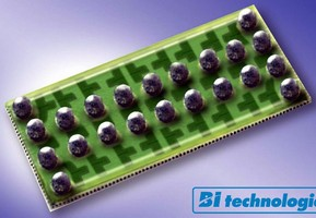 BGA Network suits high-speed LVD SCSI bus applications.