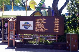GDS Installs Innovative Outdoor Displays at Leading Orlando Theme Park