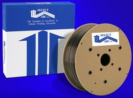 Metal Cored Electrode suits critical cast iron applications.