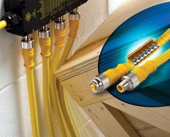 Armored Cordsets offer safe alternatives to conduit.