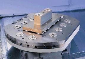 Workholding System eliminates operator setup errors.