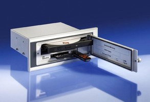 PCs include DVD burner for industrial applications.