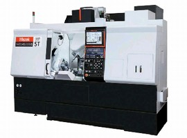 CNC Machining Center offers multi-tasking for small parts.
