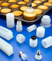 Vacuum Suction Cups handle baked goods.