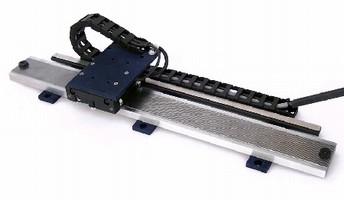Linear Servo Motor provides acceleration up to 8.4 G.