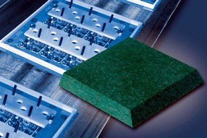Solder Pallet Material handles lead-free applications.