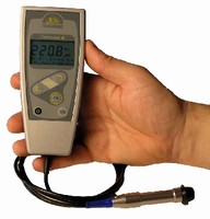 Coating Thickness Gauges come in ferrous/non-ferrous models.