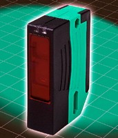 Photoelectric Sensors offer variety of output options.