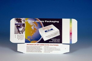 New Jersey Packaging's Folding Cartons Offer Complete Range of Security Features